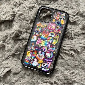Lisa Frank iPhone 11 Pro Case